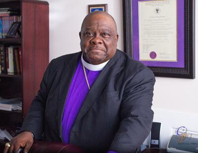 Bishop Paden History