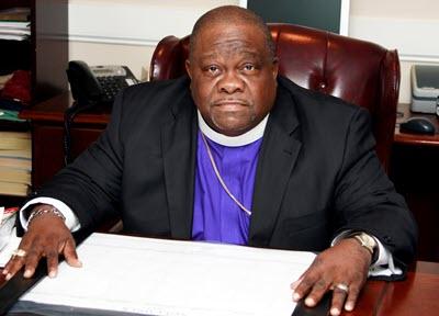 Bishop Michael Paden